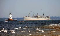 Visit the Liberty Ship S.S. JOHN W. BROWN