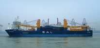 SAL is Keeping Their Heavy Lift Ships Busy as U.S. Ex-Im Bank Hits Record Numbers