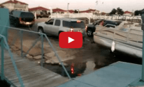 Watch: How Not To Pull Your Boat Out Of The Water