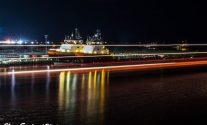 SPOTD: Warp Speed Through Port Fourchon