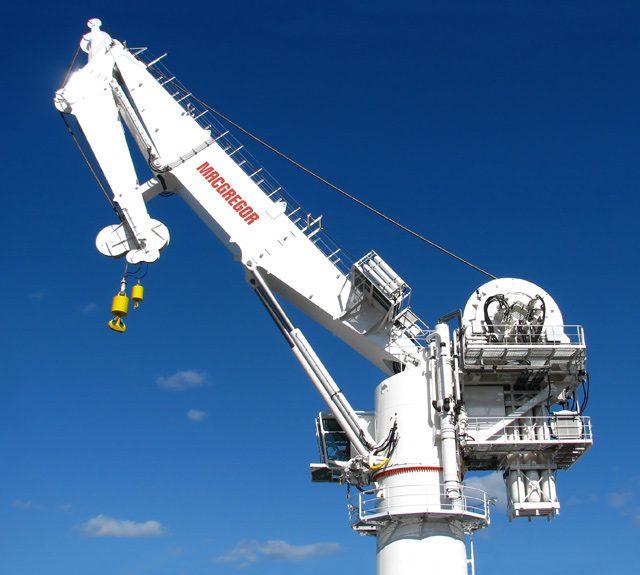 macgregor crane