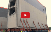 Time-Lapse: Offloading the Panama Canal's Massive New Gates