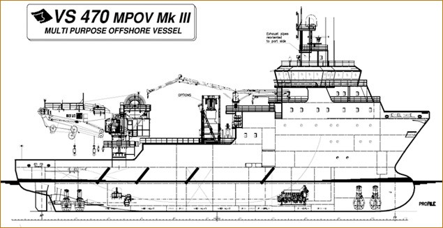 vs470 mkIII design