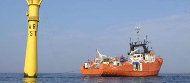 The OMS Pollux is operated by Nordic Offshore Marine. Photo courtesy Nordic Offshore Marine