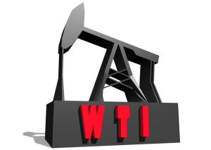 West Texas Intermediate crude