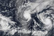 Hawaii Braces For One-Two Punch