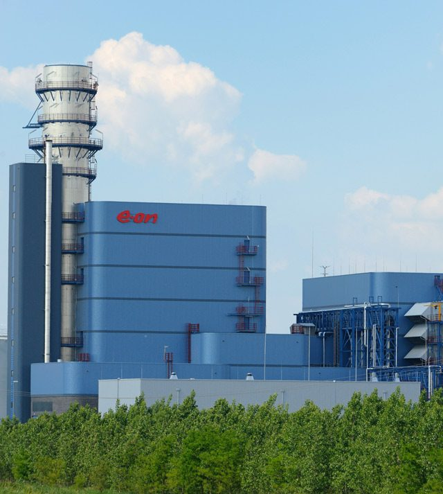 power plant e.on hungary natural gas