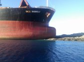 Bulk Carrier 'Ince Inebolu' Refloated in Greece