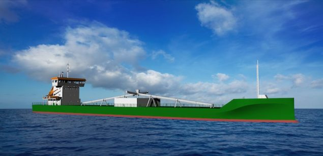 Illustration courtesy Wärtsilä