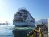 Fincantieri Stretches First of Four MSC Cruise Ships – Photos