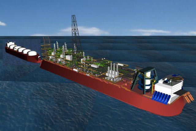scarborough FLNG exxonmobil
