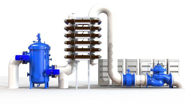 optimarin ballast water treatment system