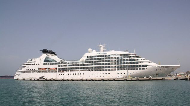 MS Seabourn Sojourn. Photo credit: Wikimedia Commons