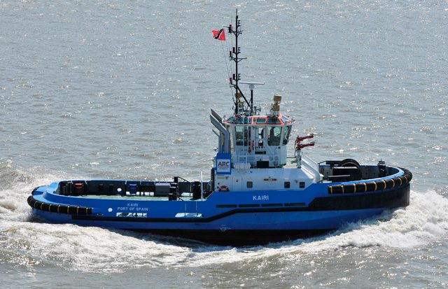 mv kairi damen shipyards tugboat asd 2810