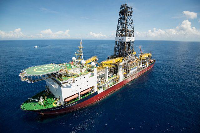 deepsea metro 1 bg group drillship