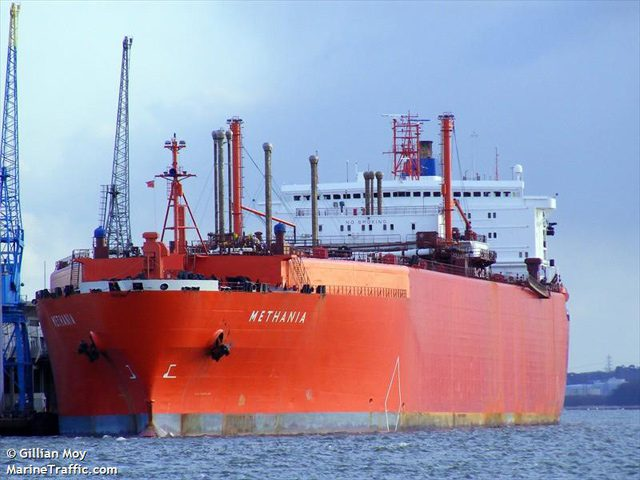 methania lng carrier