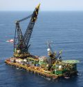 Petronas Hires McDermott's DB30 Offshore Indonesia