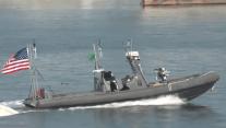 U.S. Navy Testing Unmanned Autonomous 'Swarm' Boats