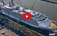 Videos: Oasis of the Seas Dry Docking