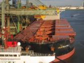 Valemax Iron Ore Carrier Docks at China Port After Deals