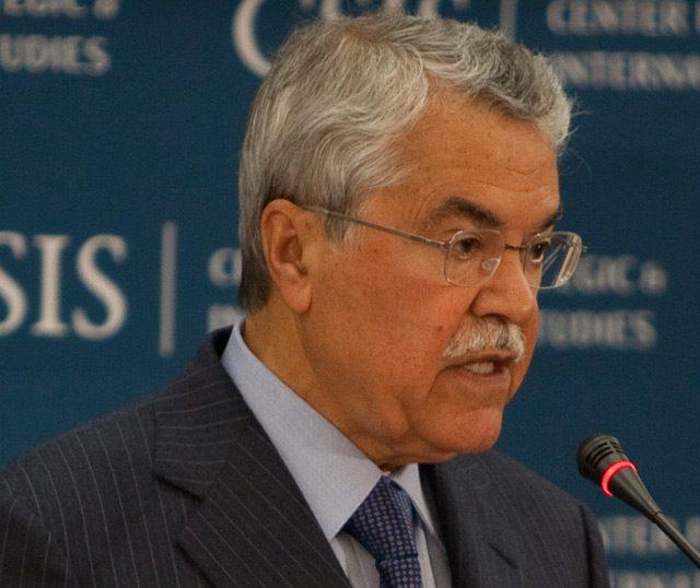 Ali I. Al-Naimi, Minister of Petroleum and Mineral Resources, Kingdom of Saudi Arabia (c) R. Almeida/gCaptain
