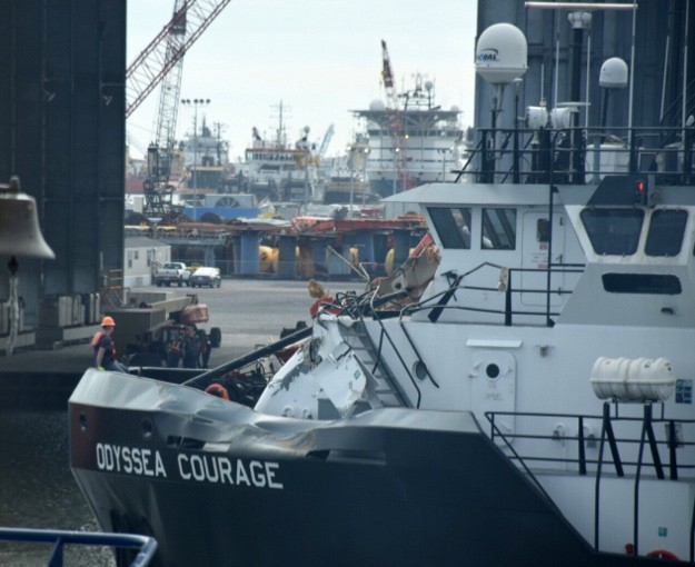 odyssea courage