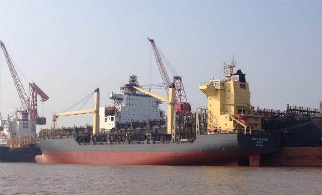 hansa siegburg ship