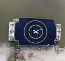 Louisiana Shipyard Building Drone Landing Ship for SpaceX Rocket