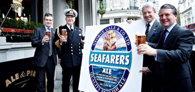 Photo credit: Seafarers UK