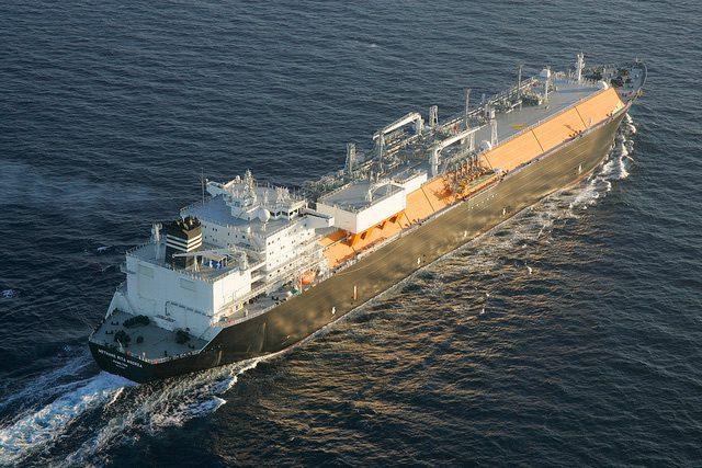 Methane Rita Andrea lng carrier