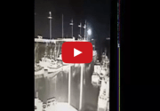 Caught on Camera: Pier Collapses in Maine