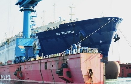 SCF Melampus lng carrier