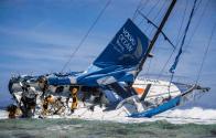 Video: Team Vestas Wind Skipper Chris Nicholson's In-Depth Discussion on Indian Ocean Grounding