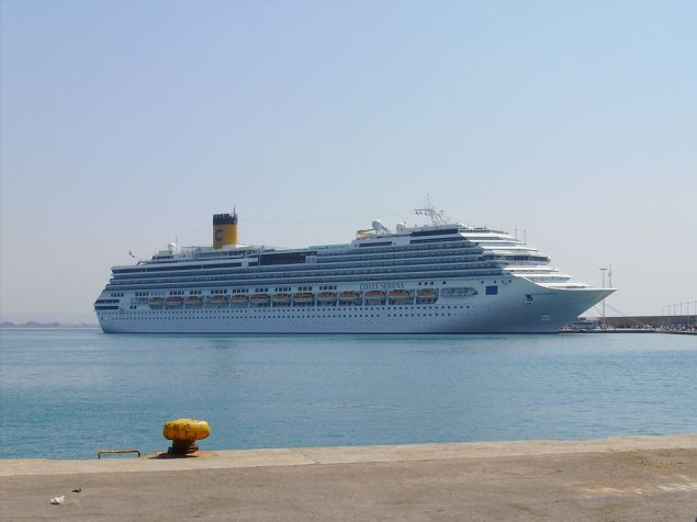 Costa Serena file photo. Photo: Wikimedia Commons