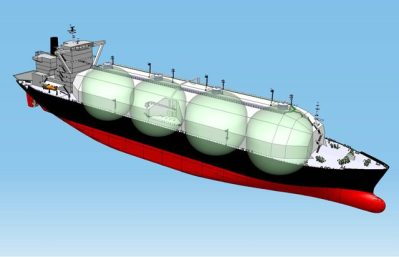 mitsubishi lng carrier