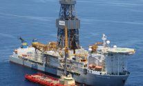 Chevron Strikes Oil at Anchor