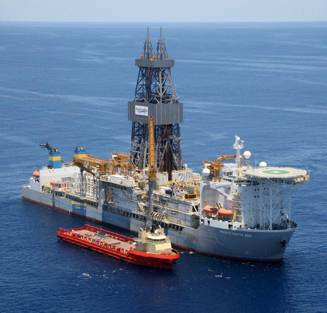 pacific drilling santa ana