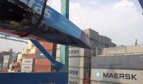 Team Vestas Wind is Italy-Bound Aboard the Maersk Stockholm
