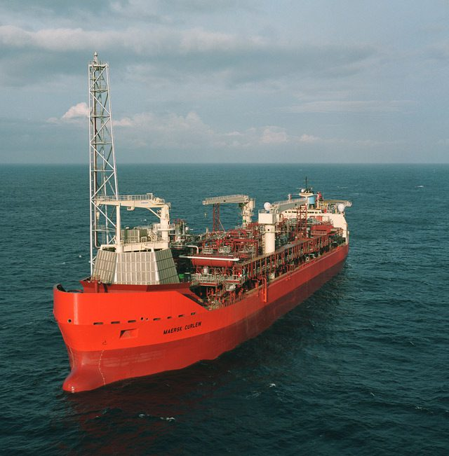 maersk curlew fpso