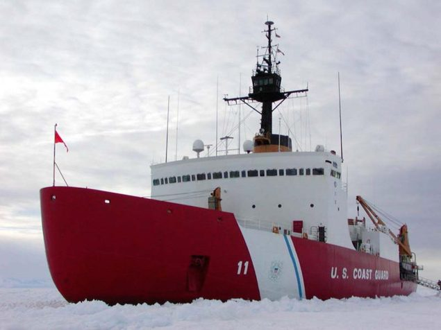 USCGC Polar Star file photo courtesy U.S. Coast Guard