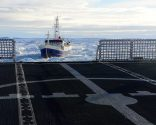USCG Icebreaker Frees Fishing Vessel Near Antarctica [PHOTOS]
