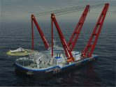 Rambiz 4000 – Unique Self-Propelled Crane Ship Ordered by Scaldis