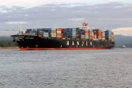 Hanjin Pulls Out of Portland