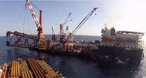 Lewek Champion Installs Offshore Platform [VIDEO]