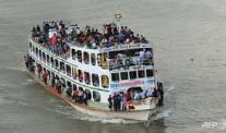 Scores Killed After Bangladesh Ferry Capsizes After Collision