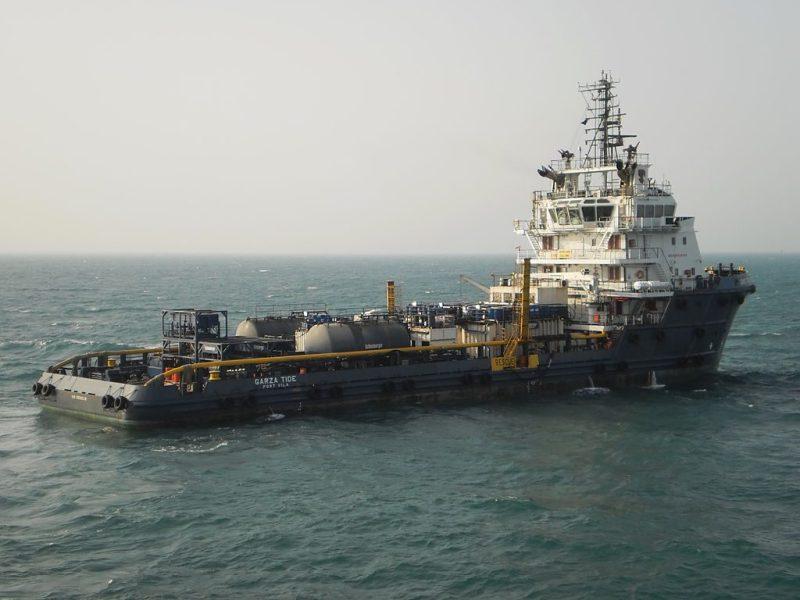 Tidewater vessel. Photo: Creative Commons