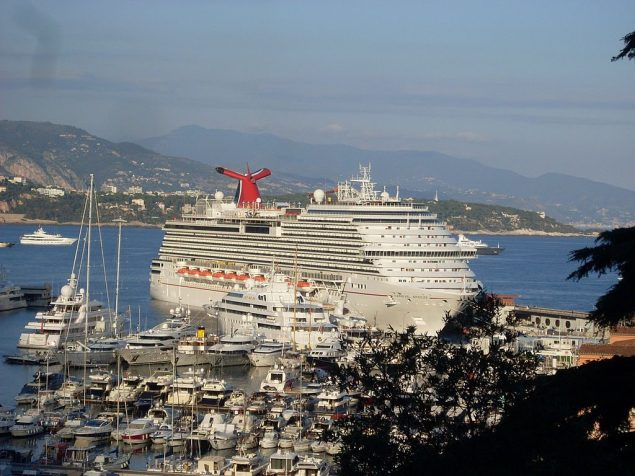 Built in 2012, Carnival Breeze is the newest and largest ship in Carnival Cruise Lines' fleet. Photo: Creative Commons