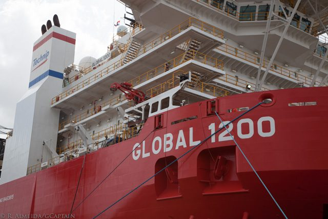 global 1200 technip