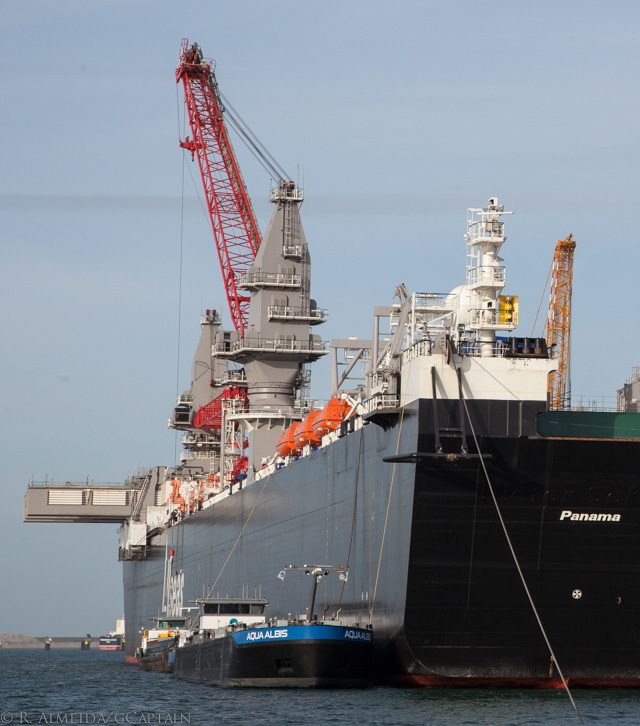 pioneering spirit allseas