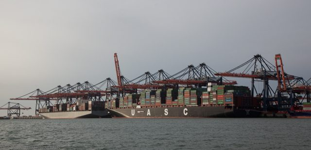 united arab shipping company uasc containership